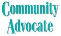 See us in the Community Advocate